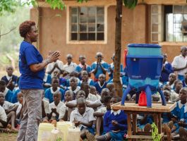 LifeStraw is Honored with Halo Gold Award for Its 'Follow the Liters'