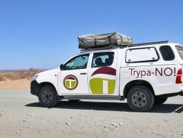Trypa-No! for Africa