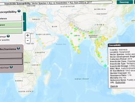 Tracking Chikunguya, Mapping Zika